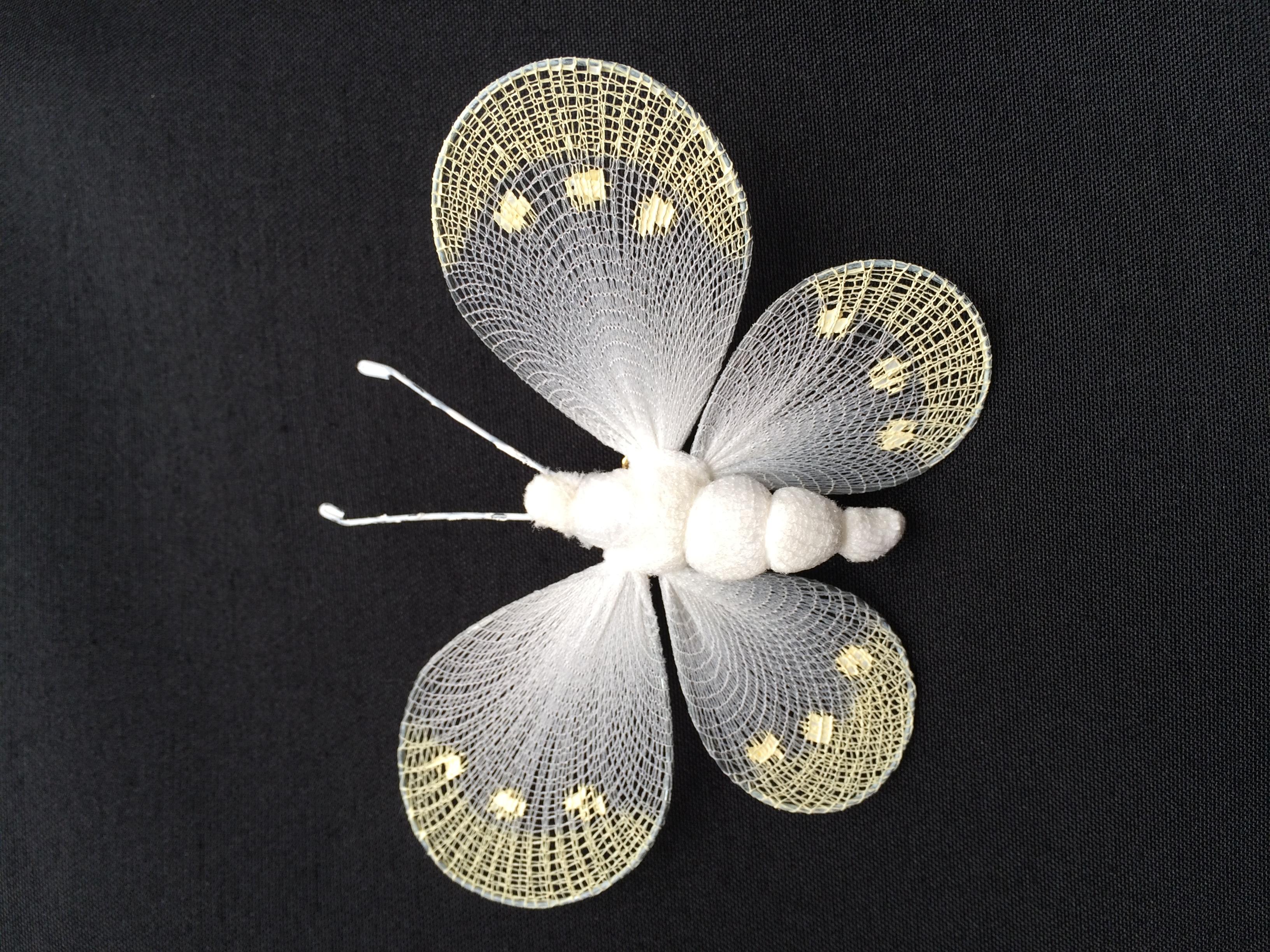 lot de 5 Papillons (908)